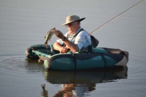 NEW ARTICLE – Fly Fishing For Bass In Muddy Water