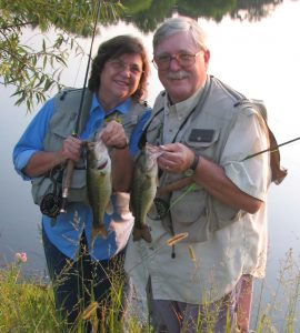 Wilsons Honored by Fly Fishers International