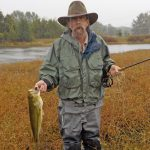 Autumn Fishing For Largemouth Bass