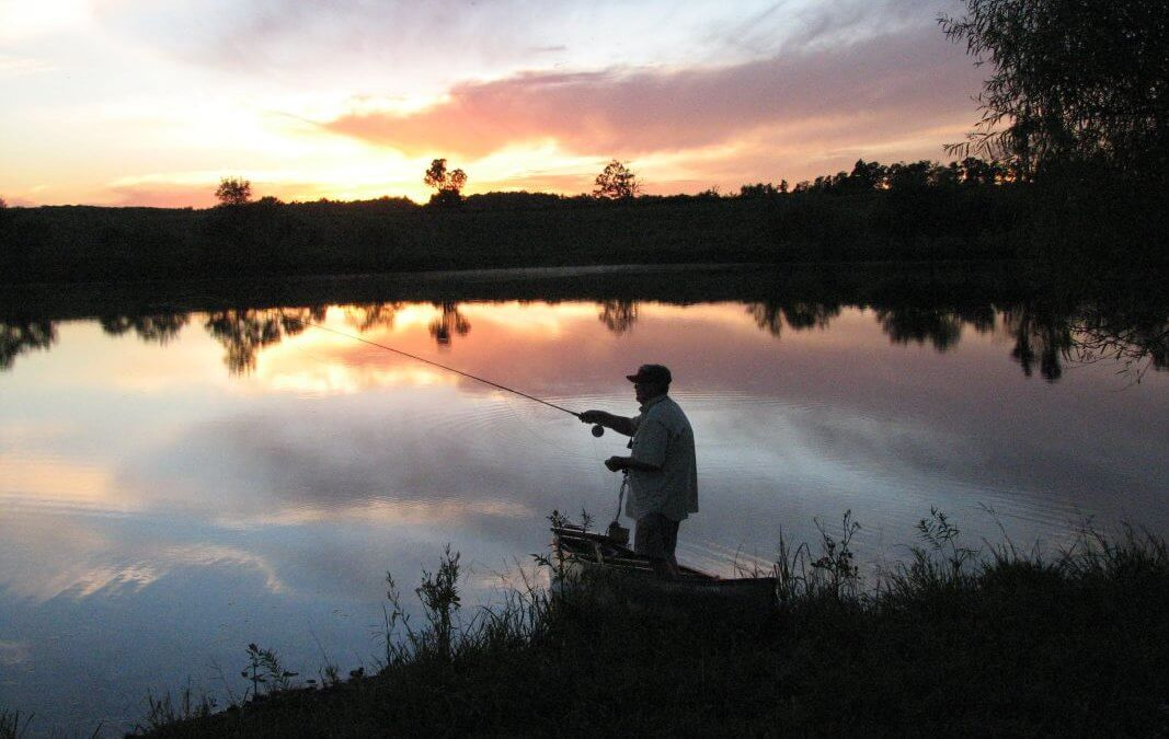 Fly Fishing Because . . .